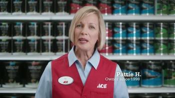 ACE Hardware Big Labor Day Weekend Paint Sale TV Spot, 'BOGO Paint' - Thumbnail 1