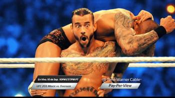 Time Warner Cable TV Spot, 'UFC 203: Miocic vs. Overeem' [Spanish]