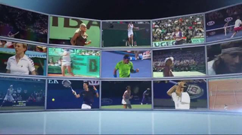 Tennis Channel Plus TV Spot, 'Over 100 Hours' - Thumbnail 2