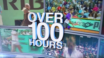 Tennis Channel Plus TV Spot, 'Over 100 Hours' - Thumbnail 3