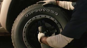 Firestone Destination Special Edition A/T TV Spot, 'Epic Truck' - Thumbnail 3