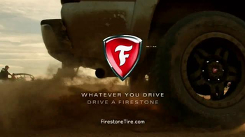 Firestone Destination Special Edition A/T TV Spot, 'Epic Truck' - Thumbnail 7