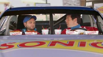 Sonic BOGO Wing Night TV Spot, 'NBC Sports Network: NASCAR' - Thumbnail 2