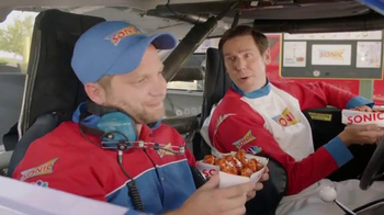 Sonic BOGO Wing Night TV Spot, 'NBC Sports Network: NASCAR' - Thumbnail 3