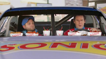 Sonic BOGO Wing Night TV Spot, 'NBC Sports Network: NASCAR' - Thumbnail 4
