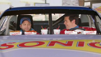 Sonic BOGO Wing Night TV Spot, 'NBC Sports Network: NASCAR' - Thumbnail 6