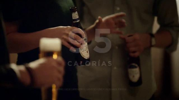 Michelob Ultra TV Spot, 'Ejercicio' canción por Tony Bennett [Spanish] - Thumbnail 6