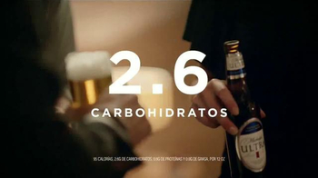 Michelob Ultra TV Spot, 'Ejercicio' canción por Tony Bennett [Spanish] - Thumbnail 7