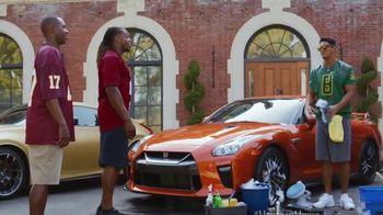 Nissan TV Spot, 'Heisman House Garage' Feat. Marcus Mariota, Derrick Henry - 12 commercial airings