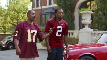 Nissan TV Spot, 'Heisman House Garage' Feat. Marcus Mariota, Derrick Henry - Thumbnail 2