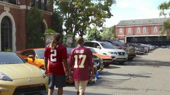 Nissan TV Spot, 'Heisman House Garage' Feat. Marcus Mariota, Derrick Henry - Thumbnail 3