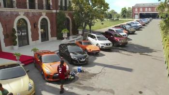 Nissan TV Spot, 'Heisman House Garage' Feat. Marcus Mariota, Derrick Henry - Thumbnail 7