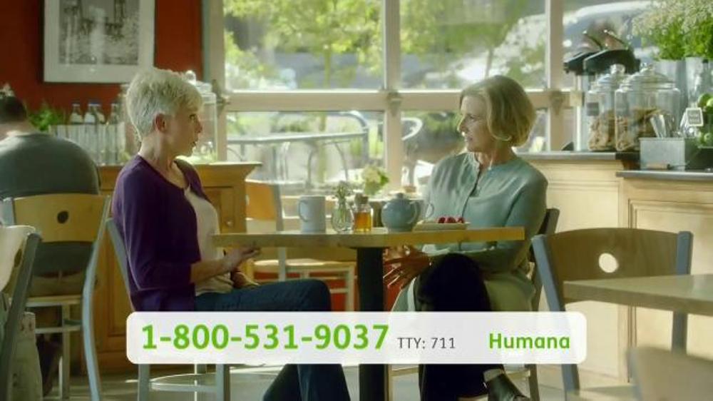 Humana Medicare Advantage Plan TV Commercial, 'More Benefits'
