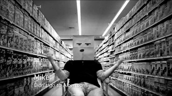 Albertsons TV Spot, 'Paper Bag Disguise' - Thumbnail 1