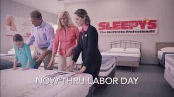 Sleepy's Labor Day Sale TV Spot, 'Doorbusters'