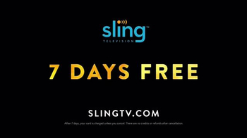 Sling TV Spot, 'Stop Paying Evil Cable Companies' Featuring Danny Trejo - Thumbnail 10