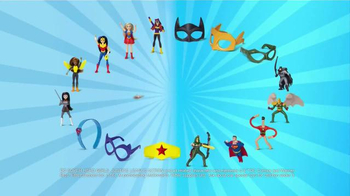 McDonald's Happy Meal TV Spot, 'DC Super Hero Girls and Justice League' - Thumbnail 4