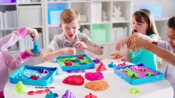 Kinetic Sand Sandcastle Set TV Spot, 'Magical Lands' - Thumbnail 2