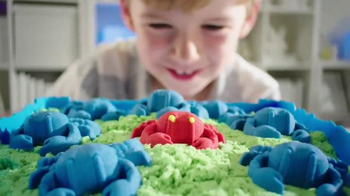 Kinetic Sand Sandcastle Set TV Spot, 'Magical Lands' - 591 commercial airings
