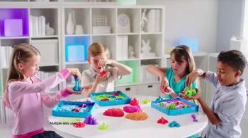 Kinetic Sand Sandcastle Set TV Spot, 'Magical Lands' - Thumbnail 6