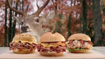 Arby's TV Spot, 'Hunting: Smell' - 288 commercial airings