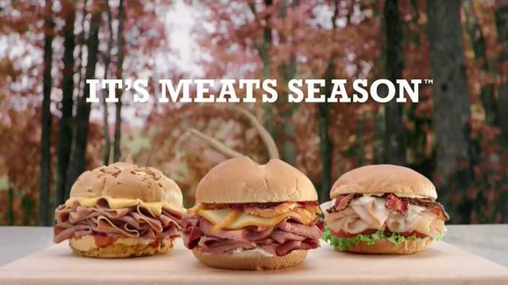 Arby's TV Commercial, 'Hunting: Whisper'