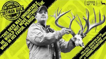 Ozonics Hunting TV Spot, 'The Coffman Buck'