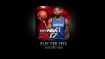 My NBA 2K17 TV Spot, 'Scan Your Face' Featuring Karl-Anthony Towns - 72 commercial airings