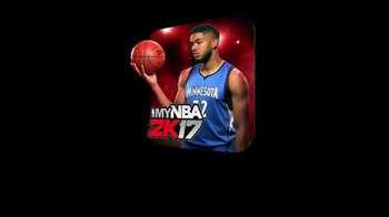 My NBA 2K17 TV Spot, 'Scan Your Face' Featuring Karl-Anthony Towns - Thumbnail 2