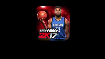 My NBA 2K17 TV Spot, 'Scan Your Face' Featuring Karl-Anthony Towns - Thumbnail 3