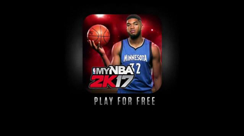 My NBA 2K17 TV Spot, 'Scan Your Face' Featuring Karl-Anthony Towns - Thumbnail 4