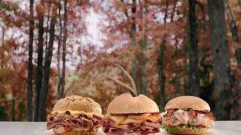 Arby's TV Spot, 'It's Meat Season' - 261 commercial airings