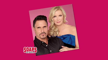 CBS Soaps in Depth TV Spot, 'The Bold and the Beautiful: Fall Preview!' - Thumbnail 4