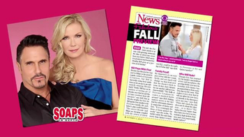 CBS Soaps in Depth TV Spot, 'The Bold and the Beautiful: Fall Preview!' - Thumbnail 5