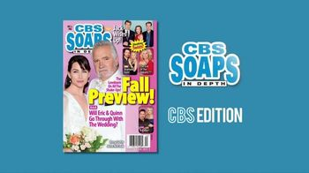 CBS Soaps in Depth TV Spot, 'The Bold and the Beautiful: Fall Preview!'