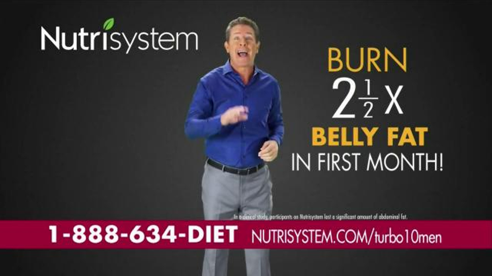 Nutrisystem Turbo10 TV Commercial, 'Listen Up Guys' Featuring Dan Marino