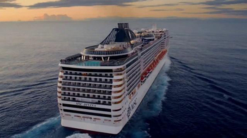 MSC Cruises TV Spot, 'Beyond Just Ordinary' - Thumbnail 1