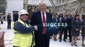 Donald J. Trump for President TV Spot, 'Movement' - 201 commercial airings