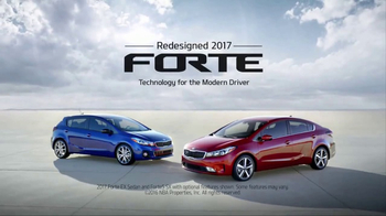 2017 Kia Forte TV Spot, 'Basketball' - Thumbnail 7