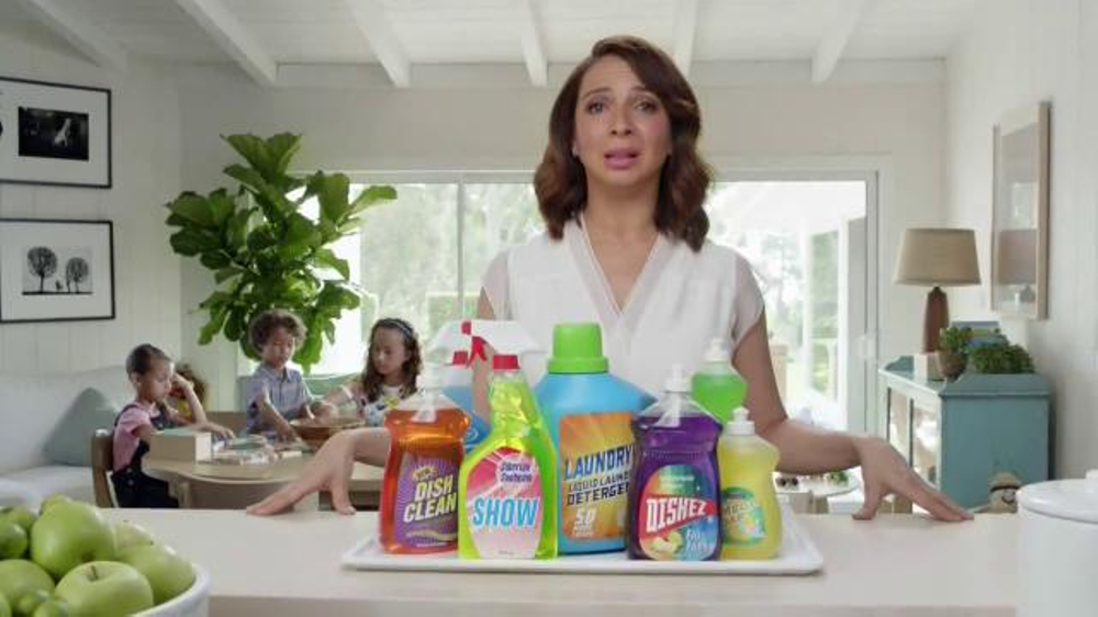 Seventh Generation Tv Commercial Weird Dyes Featuring