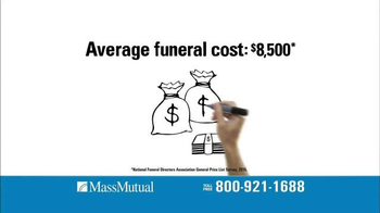 MassMutual Guaranteed Acceptance Life Insurance TV Spot, 'Standard' - Thumbnail 3
