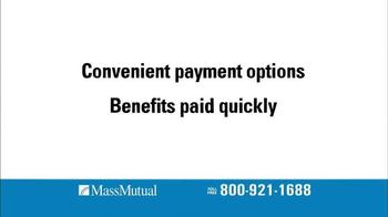 MassMutual Guaranteed Acceptance Life Insurance TV Spot, 'Standard' - Thumbnail 5