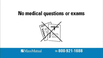 MassMutual Guaranteed Acceptance Life Insurance TV Spot, 'Standard' - Thumbnail 6