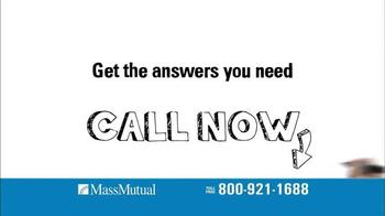 MassMutual Guaranteed Acceptance Life Insurance TV Spot, 'Standard' - Thumbnail 8