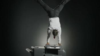 Van Heusen Flex Pant TV Spot, 'Office Gymnastics'