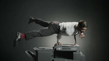 Van Heusen Flex Pant TV Spot, 'Office Gymnastics' - Thumbnail 6
