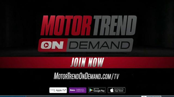 Motor Trend On Demand TV Spot, 'We'll Take You There' Song by Sixx:A.M. - Thumbnail 10
