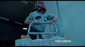 Masterminds - Alternate Trailer 8