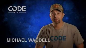 Code Blue TV Spot, 'Code Blue + Bone Collector: Powerful' - Thumbnail 1