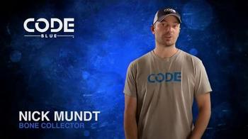 Code Blue TV Spot, 'Code Blue + Bone Collector: Powerful' - Thumbnail 5